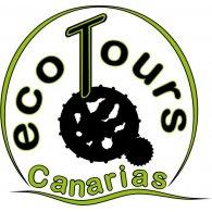 eco Tours Canarias logo vector logo