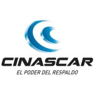 Cinascar logo vector logo