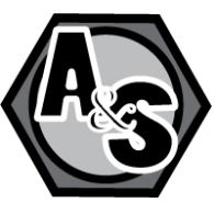 A&S logo vector logo