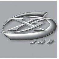 XS Bar logo vector logo