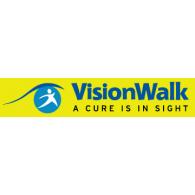 VisionWalk logo vector logo