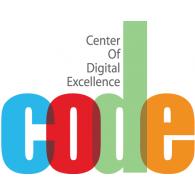 CODE logo vector logo