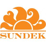 Sundek logo vector logo