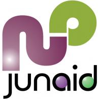 Junaid NP logo vector logo