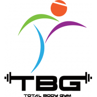 Total Body Gym logo vector logo