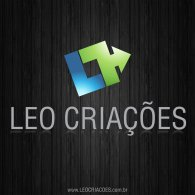 Leo Criacoes logo vector logo