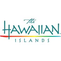 The Hawaiian Islands logo vector logo