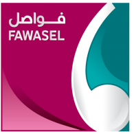 Fawasel Media Service co. ltd logo vector logo