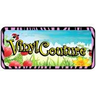Vinyl Couture logo vector logo