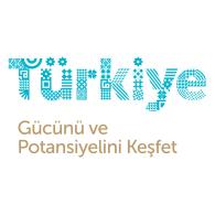 Turkey Discover the Potential logo vector logo