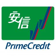 Prime Credit logo vector logo
