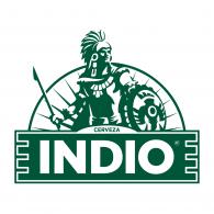 Cerveza Indio logo vector logo