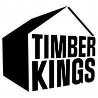 Timber Kings logo vector logo