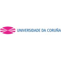 Universidade da Coruña logo vector logo