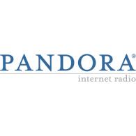 Pandora logo vector logo