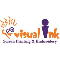 Visual Ink logo vector logo