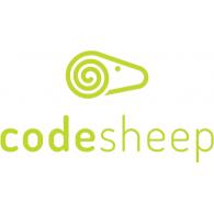 Codesheep logo vector logo