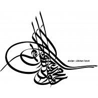 Osmanlı Tuğrası Vector logo vector logo