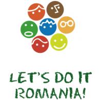 Let`s Do It Romania logo vector logo