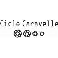 Ciclo Caravelle logo vector logo