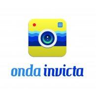 Onda Invicta logo vector logo