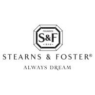 Stearns & Foster logo vector logo