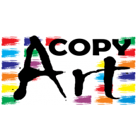 Copy Art logo vector logo