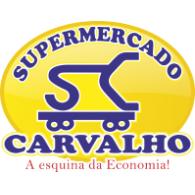 Carvalho Supermercado logo vector - Logovector.net