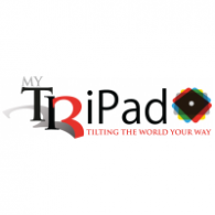 My Tripad logo vector logo