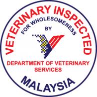 Jabatan Perkhidmatan Veterinary logo vector logo