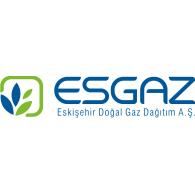 Esgaz logo vector logo