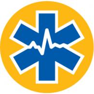 Ambulance UA logo vector logo