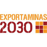 Exportaminas 2030 logo vector logo