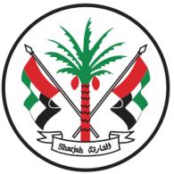 Sharjah logo vector logo