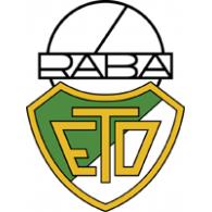 Raba ETO Gyor logo vector logo