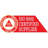 ISO ICL logo vector logo