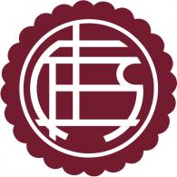 CA Lanus logo vector logo