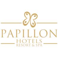 Papillon Hotels logo vector logo