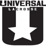 Universal Lacrosse logo vector logo