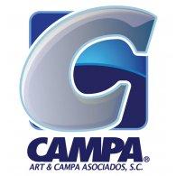 CAMPA logo vector logo