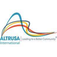 Altrusa International logo vector logo