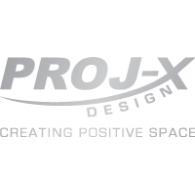 Proj-X Design Pty Ltd logo vector logo