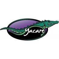Yacare logo vector logo