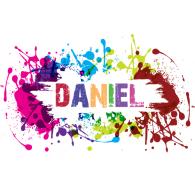 Daniel logo vector logo