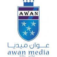 Awan Media logo vector logo