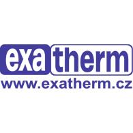 Exatherm logo vector logo