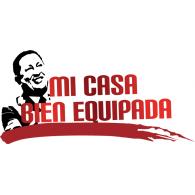 Mi Casa Bien Equipada logo vector logo