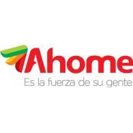 Ahome logo vector logo