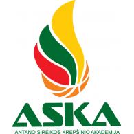 ASKA logo vector logo