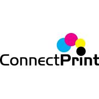 ConnectPrint logo vector logo